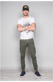 T-Shirt CLEM Homme P196 (45298) - DEELUXE