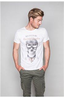 T-Shirt CLEM Homme P196 (45299) - DEELUXE