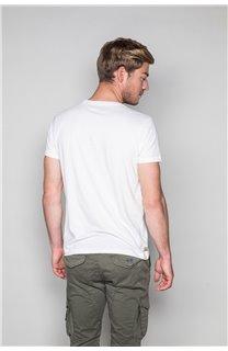 T-Shirt CLEM Homme P196 (45300) - DEELUXE