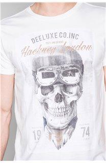 T-Shirt CLEM Homme P196 (45301) - DEELUXE
