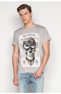 T-Shirt CLEM Homme P196 (45302) - DEELUXE