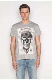 T-Shirt CLEM Homme P196 (45304) - DEELUXE