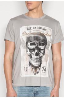 T-Shirt CLEM Homme P196 (45306) - DEELUXE