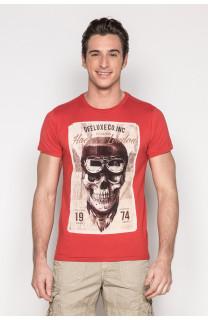 T-Shirt CLEM Homme P196 (45307) - DEELUXE