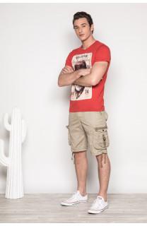 T-Shirt CLEM Homme P196 (45308) - DEELUXE