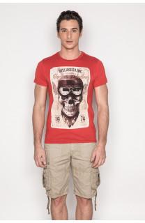 T-Shirt CLEM Homme P196 (45309) - DEELUXE