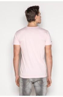 T-Shirt T-SHIRT CRYSTAL Homme P184 (45330) - DEELUXE