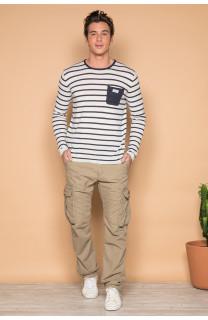 Pantalon CARGO TROPERY Homme P7012 (45504) - DEELUXE