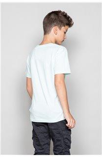 T-Shirt CLEM Garçon P196B (45552) - DEELUXE