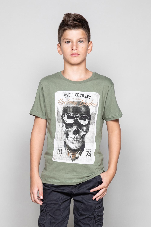 T-Shirt T-SHIRT CLEM Garçon P196B (45554) - DEELUXE
