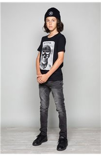 T-Shirt CLEM Garçon P196B (45560) - DEELUXE