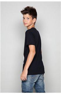 T-Shirt CLEM Garçon P196B (45562) - DEELUXE