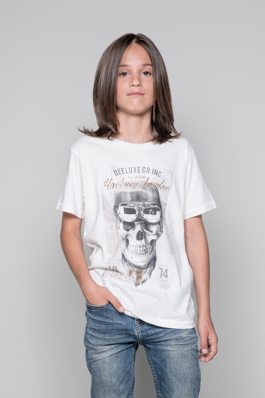 T-Shirt T-SHIRT CLEM Garçon P196B (45564) - DEELUXE