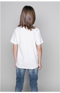 T-Shirt CLEM Garçon P196B (45567) - DEELUXE