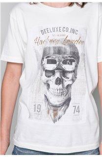 T-Shirt CLEM Garçon P196B (45568) - DEELUXE