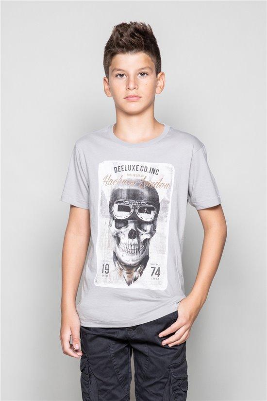 T-Shirt T-SHIRT CLEM Garçon P196B (45569) - DEELUXE