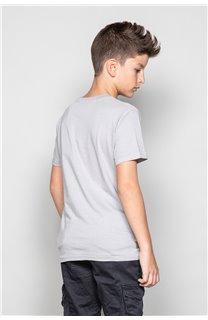 T-Shirt CLEM Garçon P196B (45572) - DEELUXE
