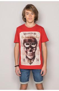 T-Shirt CLEM Garçon P196B (45576) - DEELUXE