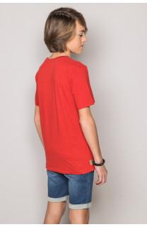 T-Shirt CLEM Garçon P196B (45577) - DEELUXE