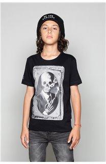 T-Shirt DENIL Garçon P197B (45579) - DEELUXE