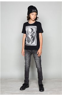 T-Shirt DENIL Garçon P197B (45580) - DEELUXE