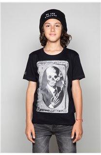 T-Shirt DENIL Garçon P197B (45581) - DEELUXE