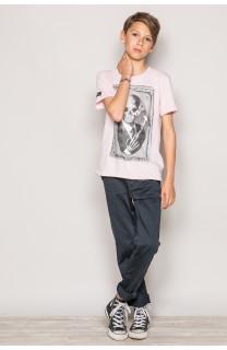T-Shirt DENIL Garçon P197B (45586) - DEELUXE