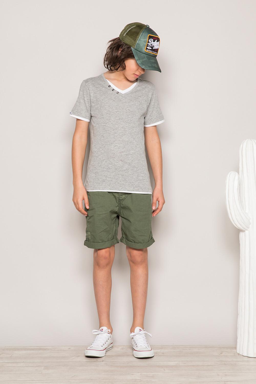 T-Shirt T-Shirt LEGEND Garçon P199B (45595) - DEELUXE