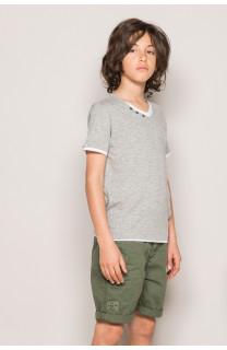 T-Shirt T-Shirt LEGEND Garçon P199B (45597) - DEELUXE