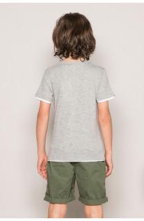 T-Shirt T-Shirt LEGEND Garçon P199B (45598) - DEELUXE
