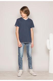 T-Shirt T-Shirt LEGEND Garçon P199B (45601) - DEELUXE