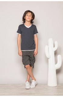 T-Shirt T-Shirt LEGEND Garçon P199B (45605) - DEELUXE