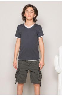 T-Shirt T-Shirt LEGEND Garçon P199B (45607) - DEELUXE