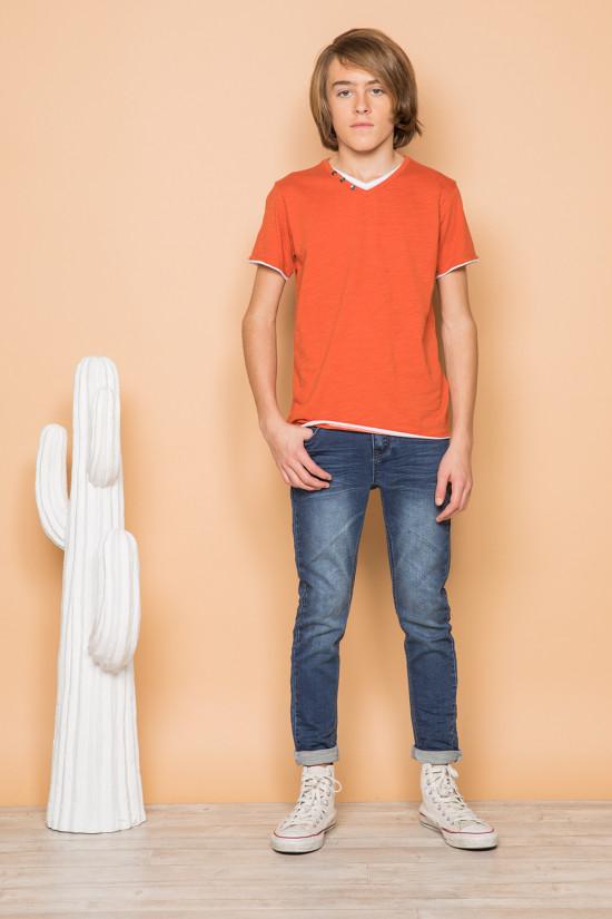 T-Shirt LEGEND Garçon P199B (45609) - DEELUXE