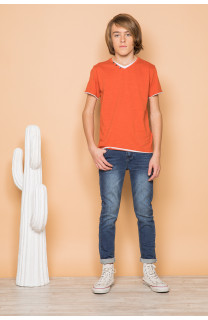T-Shirt T-Shirt LEGEND Garçon P199B (45610) - DEELUXE