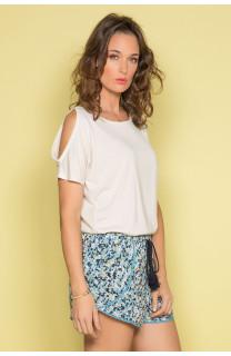 T-Shirt T-Shirt IRINA Femme S19133W (45714) - DEELUXE