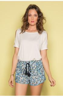 T-Shirt T-Shirt IRINA Femme S19133W (45715) - DEELUXE