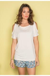 T-Shirt T-Shirt IRINA Femme S19133W (45717) - DEELUXE
