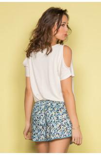 T-Shirt T-Shirt IRINA Femme S19133W (45718) - DEELUXE
