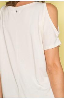 T-Shirt T-Shirt IRINA Femme S19133W (45719) - DEELUXE