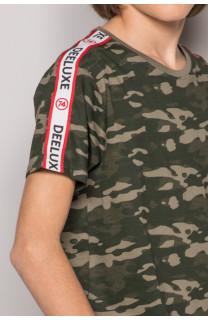 T-Shirt BANDO Garçon S19153B (45741) - DEELUXE