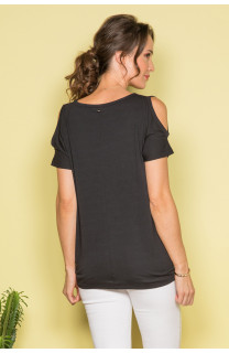 T-Shirt T-Shirt IRINA Femme S19133W (45748) - DEELUXE