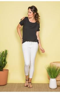 T-Shirt T-Shirt IRINA Femme S19133W (45750) - DEELUXE