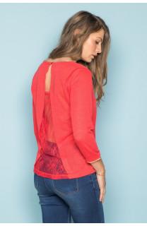 T-Shirt T-Shirt SANTINI Femme S19114W (45752) - DEELUXE