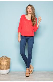 T-Shirt T-Shirt SANTINI Femme S19114W (45753) - DEELUXE