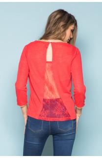 T-Shirt T-Shirt SANTINI Femme S19114W (45755) - DEELUXE