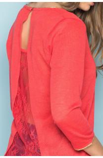T-Shirt T-Shirt SANTINI Femme S19114W (45756) - DEELUXE