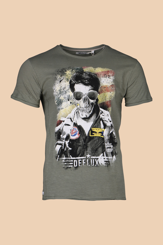 T-Shirt MAVERICK Homme S19198 (45824) - DEELUXE