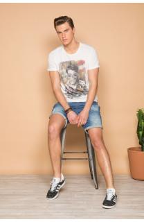 T-Shirt MAVERICK Homme S19198 (45826) - DEELUXE