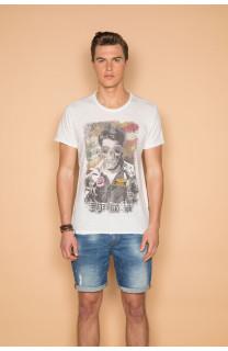 T-Shirt MAVERICK Homme S19198 (45827) - DEELUXE